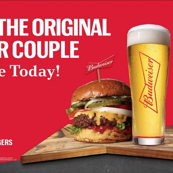 BUD & BURGER Special   EVERY DAY    11am-6pm