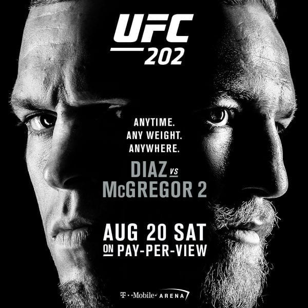UFC 202 | DIAZ VS McGREGOR 2 | Watch it here!