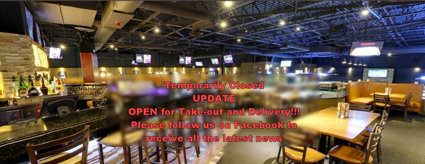 Temporarily Closed - UPDATE!